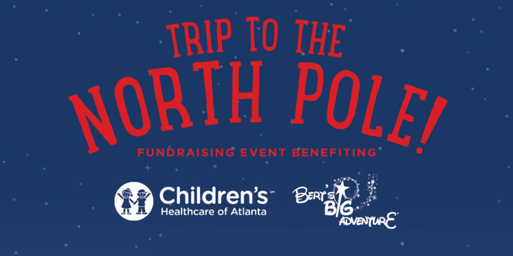 North Pole Fundraising Event
