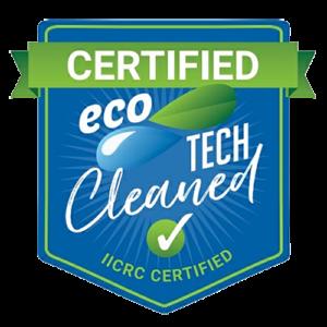 Eco Tech Cleaned!