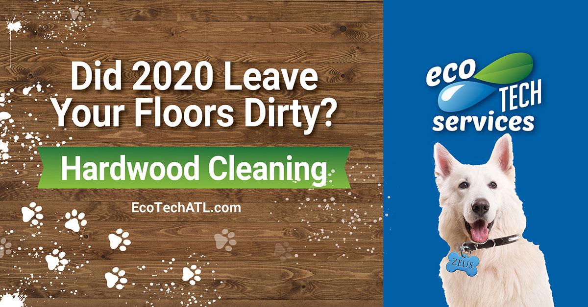 Is your floor dirty?